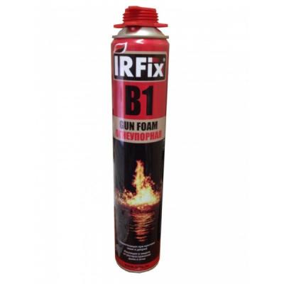 Пена монтажная IRFix B1 Gun Foam огнестойкая 750мл купить по цене 435 руб.