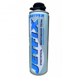 Очиститель монтажной пены Jetfix 450мл