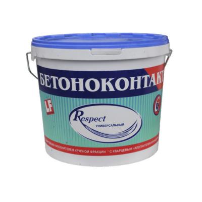 Бетоноконтакт Respect 20кг купить по цене 810 руб.