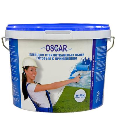 Клей Oscar для стеклообоев готовый 10кг купить по цене 1 150 руб.