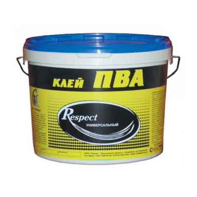 Клей ПВА универсальный Germes Respect 10кг купить по цене 450 руб.