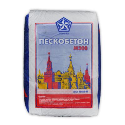 Пескобетон М300 Русеан 40кг купить по цене 190 руб.