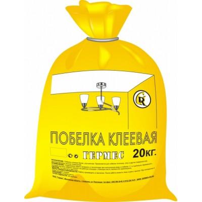 Побелка клеевая Germes 15кг купить по цене 180 руб.