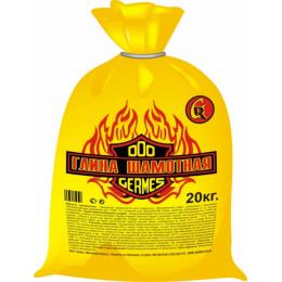 Шамотная глина Germes 20кг