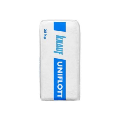 Шпаклевка гипсовая Кнауф УНИФЛОТ (UNIFLOTT) 25кг купить по цене 1 650 руб.