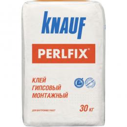 Клей гипсовый монтажный Кнауф Перлфикс 30кг