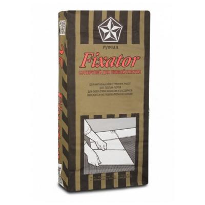 Плиточный клей Русеан Fixator 25кг купить по цене 400 руб.