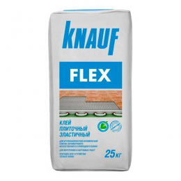 Плиточный клей Knauf Флекс 25кг