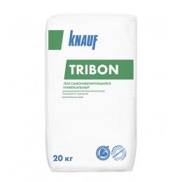 Самонивелирующийся пол Кнауф Трибон 10-60мм 30кг