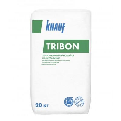 Самонивелирующийся пол Кнауф Трибон 10-60мм 30кг купить по цене 335 руб.