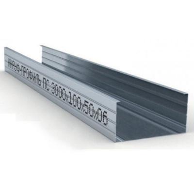 Профиль стоечный ПС 100х50х0,6мм L=3м Кнауф купить по цене 615 руб.