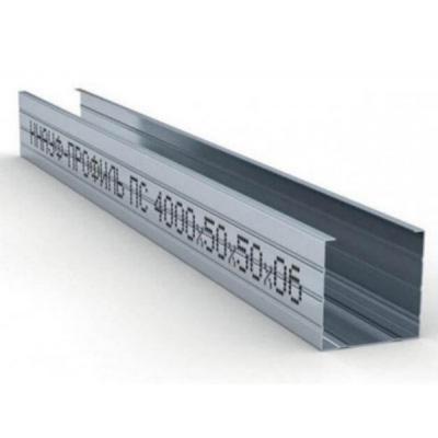 Профиль стоечный ПС 50х50х0,6мм L=4м Кнауф купить по цене 600 руб.