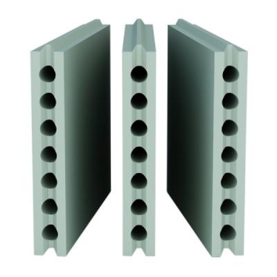 Пазогребневая плита ПГП Волма 667х500х80мм пустотелая влагостойкая купить по цене 195 руб.