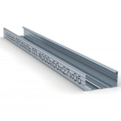 Профиль потолочный ПП 60х27х0,6мм L=4м Кнауф купить по цене 470 руб.