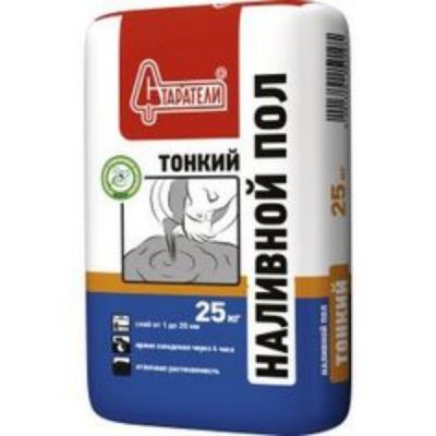 Наливной пол Тонкий Старатели 1-30мм 25кг купить по цене 300 руб.