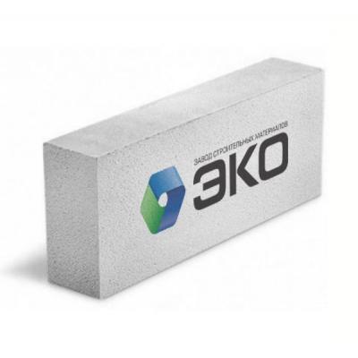 Газобетонный блок ЭКО 600х250х100мм купить по цене 130 руб.