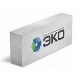 Газобетонный блок ЭКО 600х250х125мм