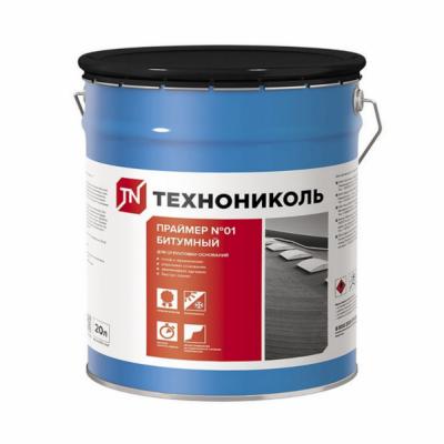Праймер битумный Технониколь №1 20л купить по цене 1 650 руб.