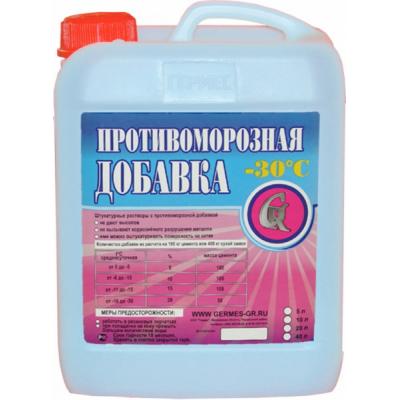 Противоморозная добавка 10л купить по цене 200 руб.