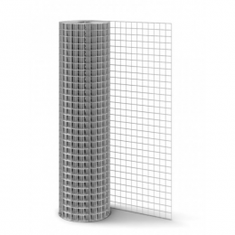 Сетка оцинкованная 12,5х12,5х0,6мм рулон 1х15м