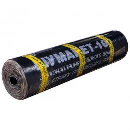 ГидроЗвукоизоляция Шуманет-100 Комби 1х10м толщ. 5мм