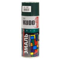 Эмаль аэрозольная Kudo 3P Technology 520мл
