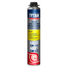 Клей-пена Tytan Professional 750мл