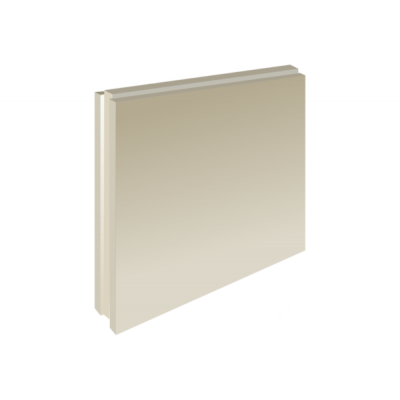 Пазогребневая плита ПГП Волма 667х500х100мм купить по цене 275 руб.