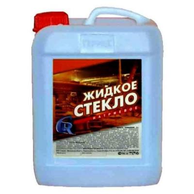 Жидкое стекло натриевое 15кг купить по цене 450 руб.