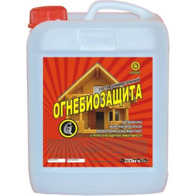 Огнебиозащита прозрачная 10л купить по цене 250 руб.