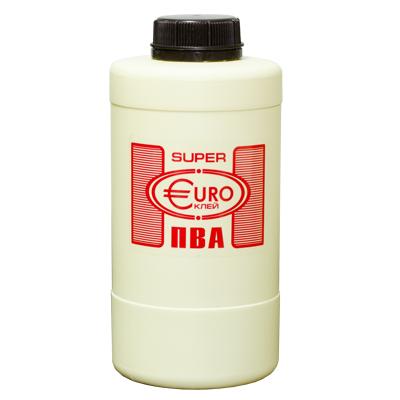 Клей ПВА Super Euro 2,4кг купить по цене 380 руб.