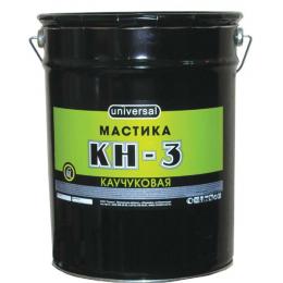 Мастика каучуковая КН-3 26кг