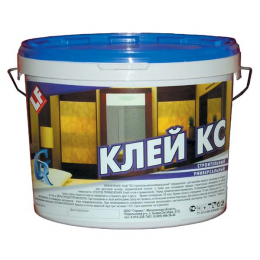 Клей КС строительный универсальный 15кг