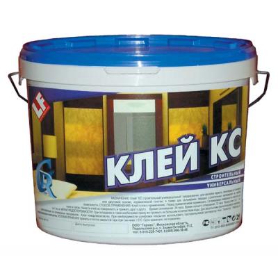 Клей КС строительный универсальный 15кг купить по цене 300 руб.