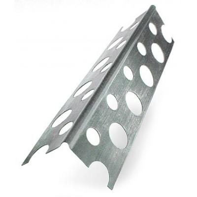 Профиль углозащитный алюминиевый 25х25мм L=3м купить по цене 37 руб.