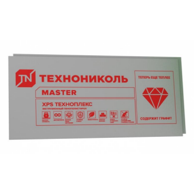 Пенополистирол Техноплекс XPS 1180х580х20мм (уп/20шт, 13,68м2, 0,273м3) купить по цене 2 130 руб.