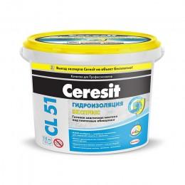 Гидроизоляционная мастика Церезит CL 51 15кг