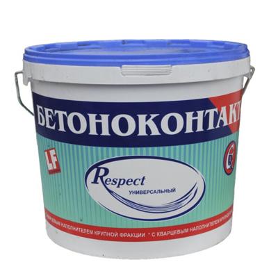 Бетоноконтакт Respect 5кг купить по цене 244 руб.
