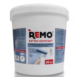 Бетон-контакт Remo 20кг