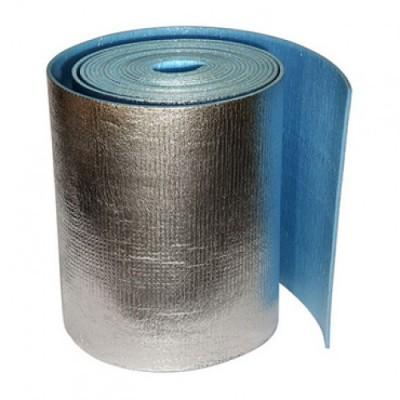 Пенофол самоклеящийся 10мм рулон 0,6х15м купить по цене 1 430 руб.