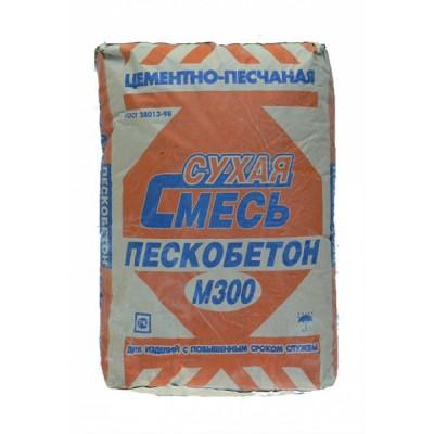 Пескобетон М300 40кг купить по цене 100 руб.