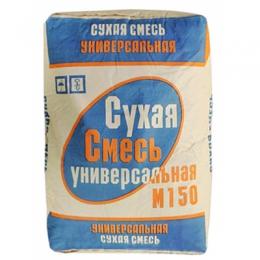 Сухая универсальная смесь М150 40кг