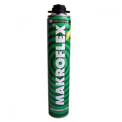 Пена монтажная Makroflex профессиональная 750мл купить по цене 462 руб.