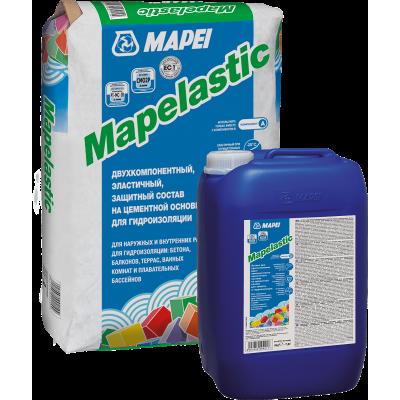 Гидроизоляция Mapei Mapelastic A+B 32кг купить по цене 3 650 руб.