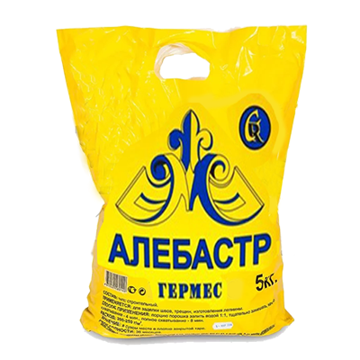 Алебастр 5кг купить по цене 110 руб.