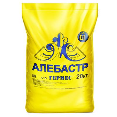 Алебастр Гермес 20кг купить по цене 190 руб.