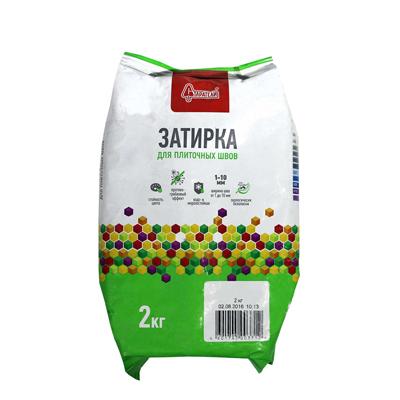 Затирка для швов Старатели 2кг купить по цене 150 руб.