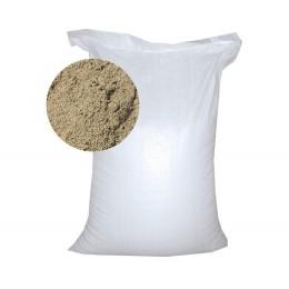 Песок строительный в мешках 30кг
