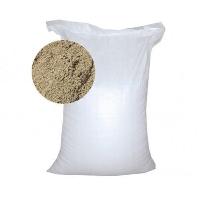 Песок строительный в мешках 30кг купить по цене 70 руб.