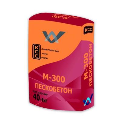 Пескобетон М300 Финстрой КСС 40кг купить по цене 140 руб.